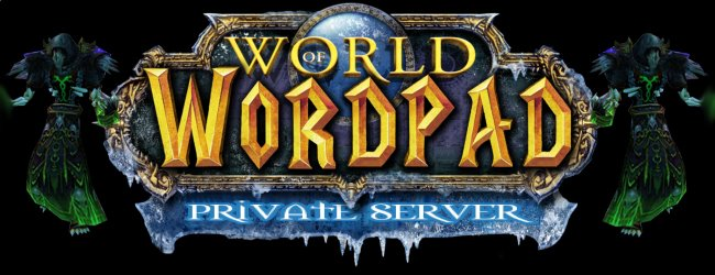World Of Wordpad