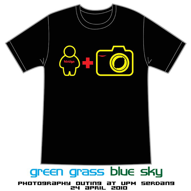 bisz'ign: Green grass Blue sky Photography Outintg @ UPM ...
