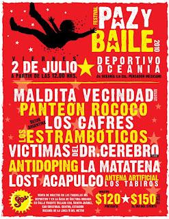 Festival Paz y Baile