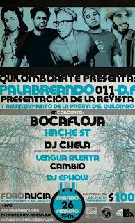 QuilomboArte Palabreando 011