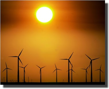 Energia Eólica em Minas