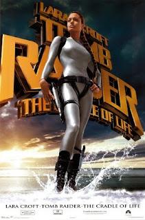 Poster de Lara Croft Tomb Raider 2: La Cuna de la Vida