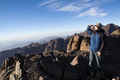 Марокко. Восхождение на гору Тубкаль