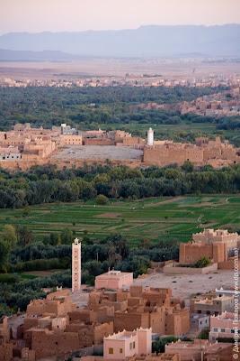 Марокко. Тинерхир (Tinerhir)