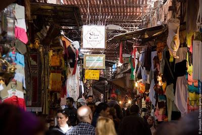 Марокко. Марракеш. Рынок (сук, souk)