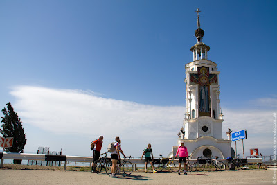 Церковь в Малореченском