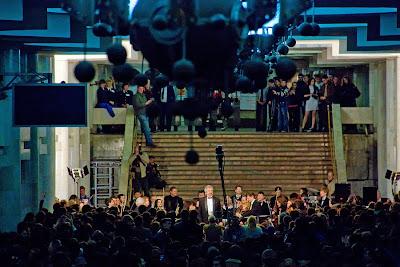 Ночной концерт симфонического оркестра в Харьковском метро