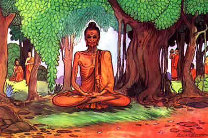 Dhammaworld The Life Of Buddha Part 2