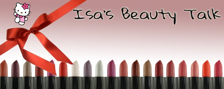Isa's Beauty Talk
