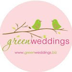 Green Weddings Website