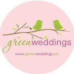 Green Weddings Website
