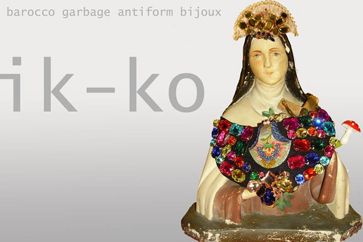 garbage barocco bijoux