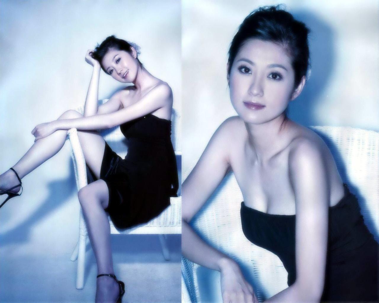 TVB Desktop  Yoyo Chen