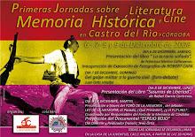 JORNADAS MEMORIA HISTÓRICA