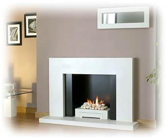 Chimeneas electricas chimeneas estufas radiadores - Chimeneas electricas modernas ...