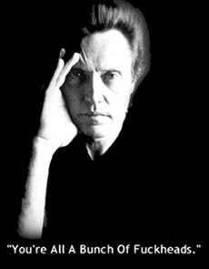 Cristopher Walken