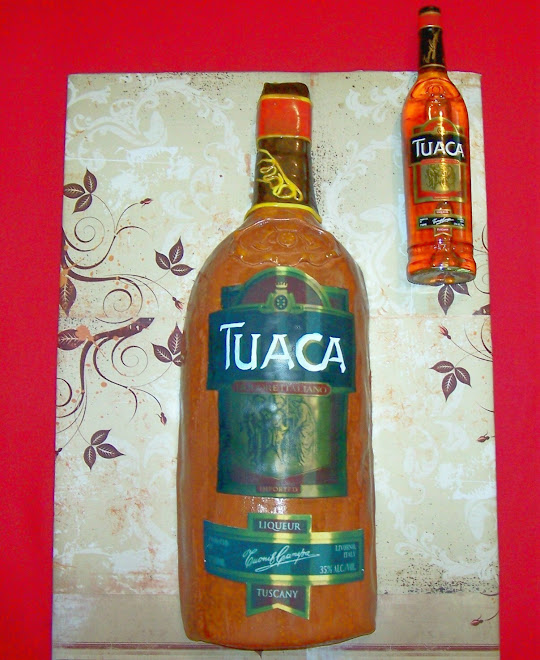 The Tuaca Bottle