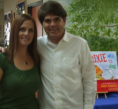 Dean Koontz Book Signing - Living the Dream!