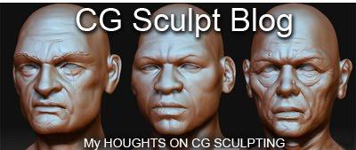 Cg Sculpt Blog