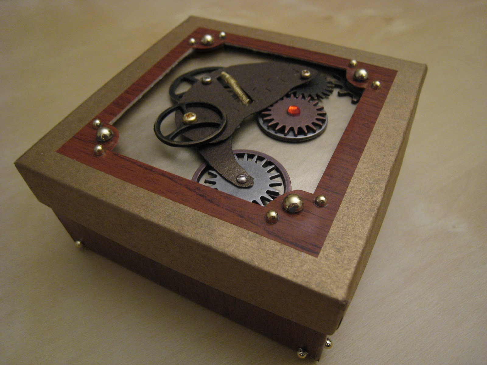 Steampunk christmas gifts