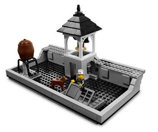 Nuevo set 10197 Fire Brigade  Serie Lego City  Pagina no oficial