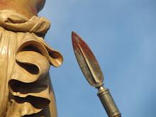 Sagrada lanza de longinos