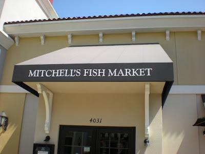 Beeutiful by design mitchell 39 s fish market for Mitchells fish market