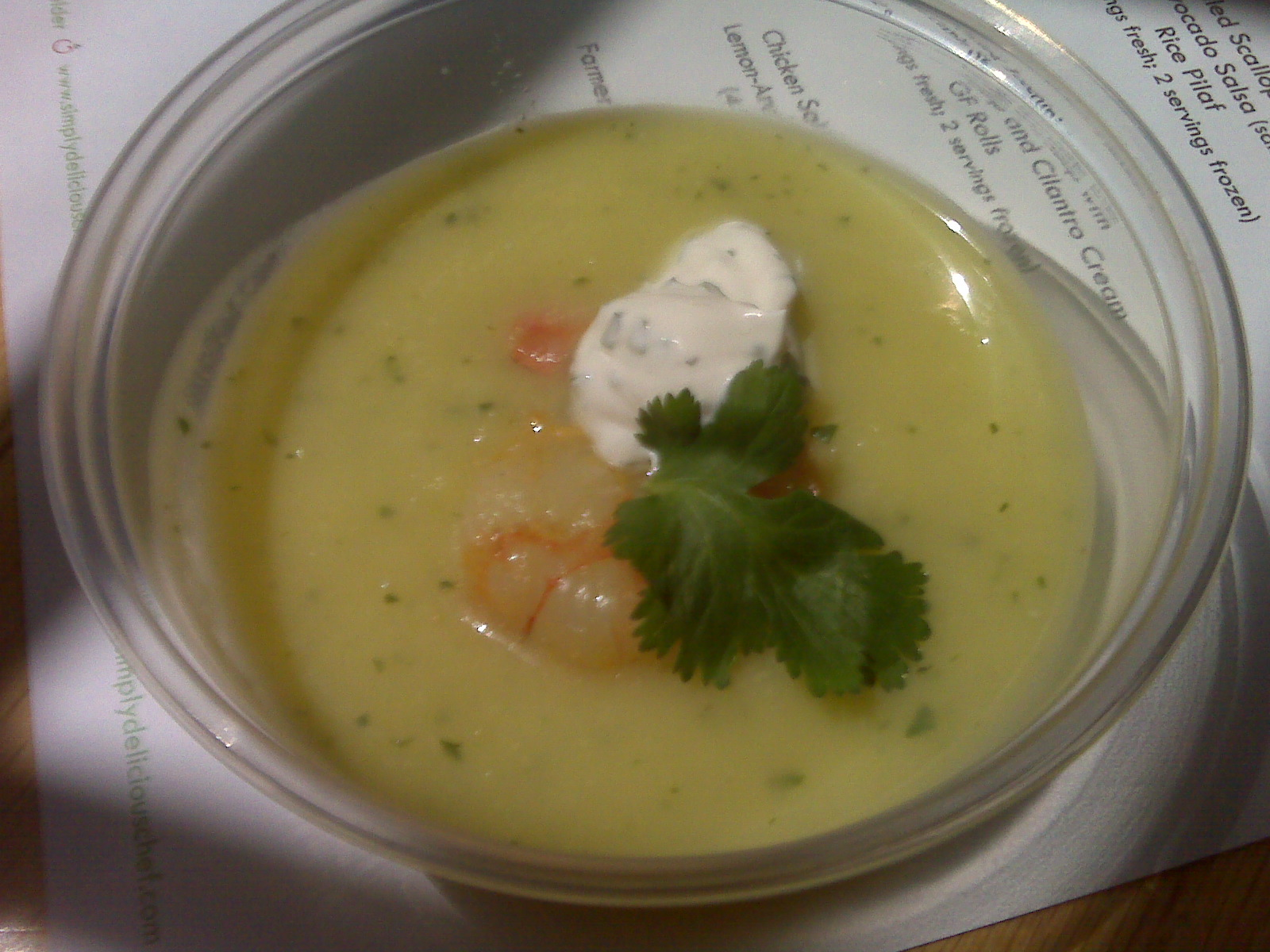 It's A Simply Delicious Life: Chilled Zucchini Soup with ...