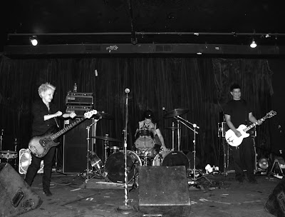 The original line up of the germs l r lorna doom don bolles and pat