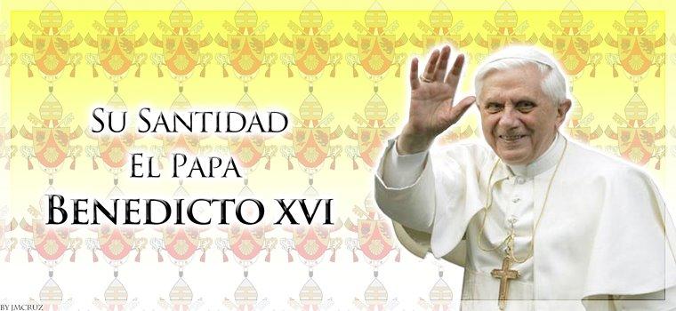 El Blog de Su Santidad El Papa Benedicto XVI