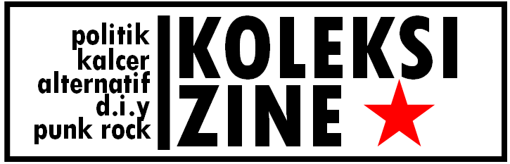 Koleksi Zine Punk Rock