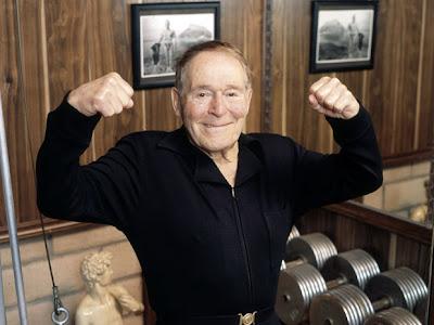 'Guru do fitness' Jack LaLanne morre aos 96