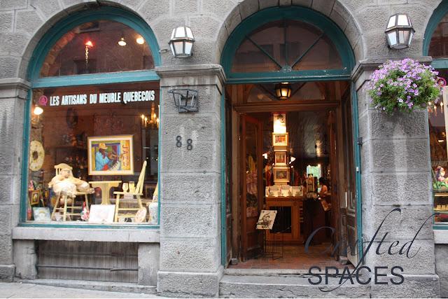 Crafted spaces shop review les artisans du meuble for Artisan du meuble