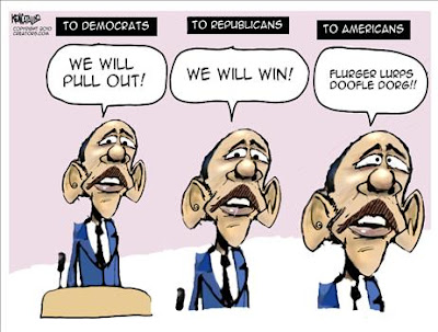 Obama cartoons