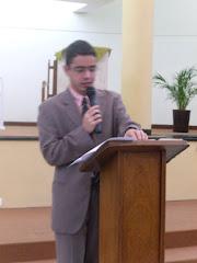 Pr. Daniel Stephen