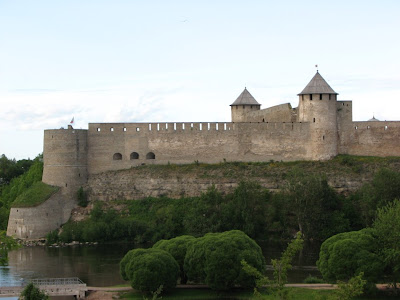 Ivangorod castle
