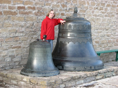 Bells in Narva castle