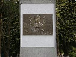 Monumento en memoria del Capitan Rebolledo