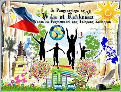 wika ay kaluluwa ng bansa Sa pamamagitan nito ay naipapahayag natin ang ating saloobin at kaisipan   ang wika ay kaluluwa ng isang bansa at salamin ng lipunan sagisag ng.