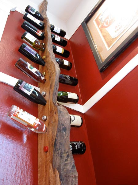 wine rack project plans