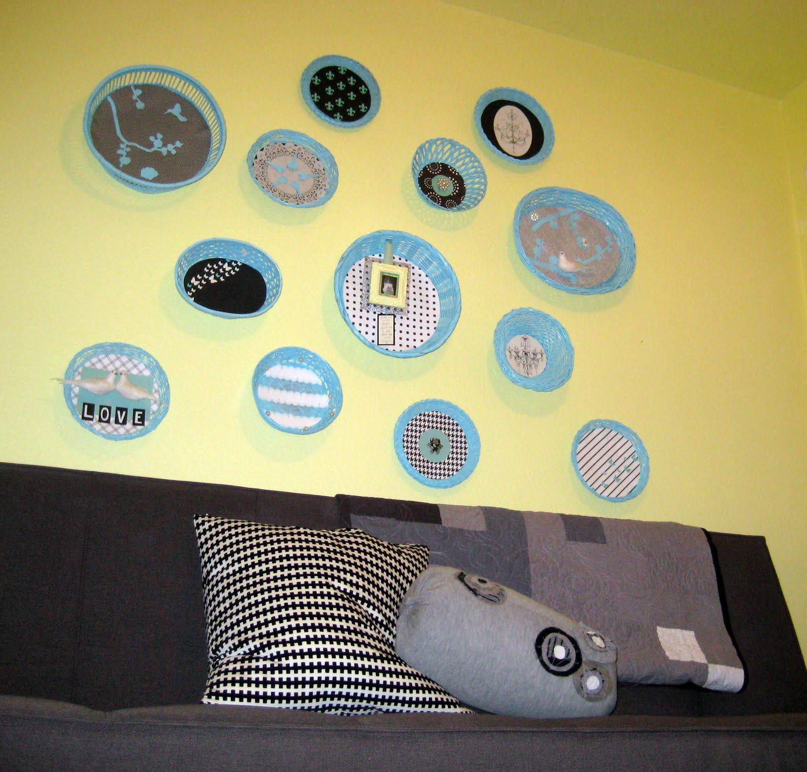 Amazing Plate Wall Art Contemporary - The Wall Art Decorations ...