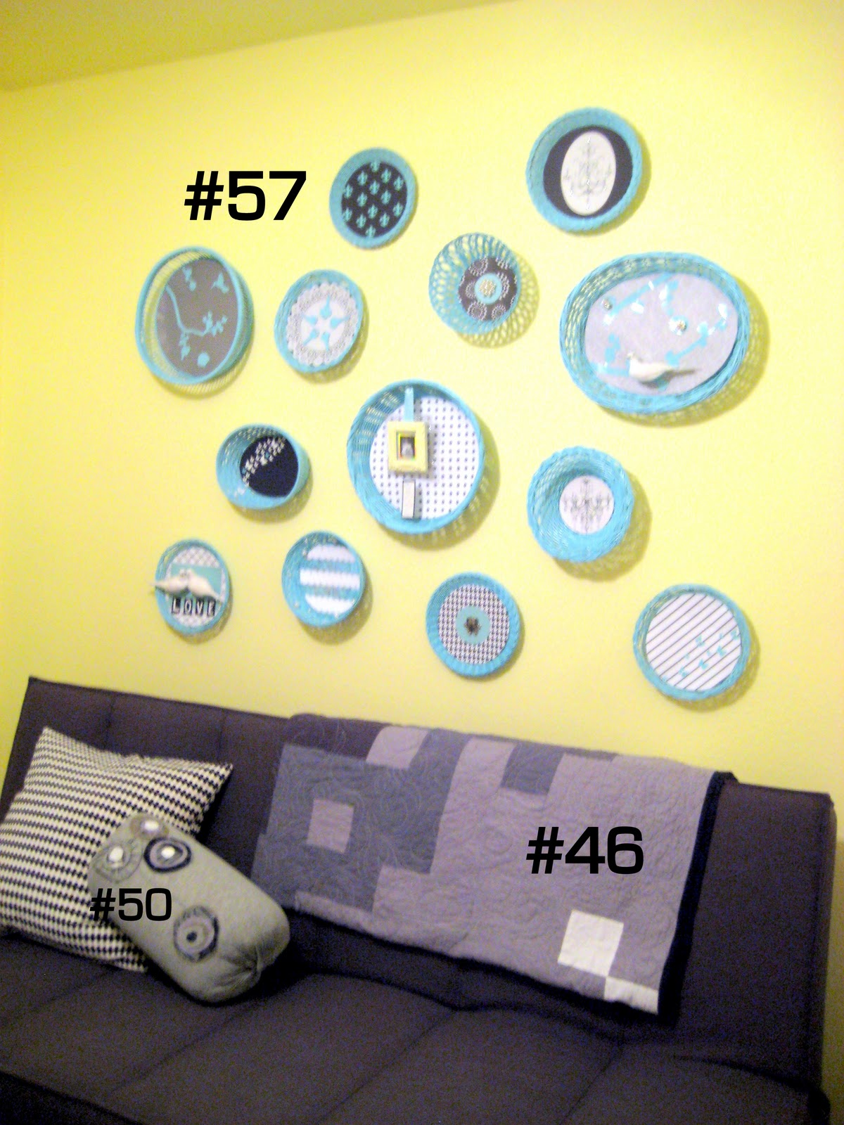 Unique Decorative Wall Baskets Illustration - The Wall Art ...
