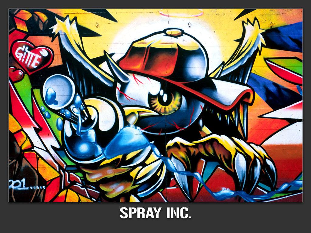 graffiti hd wallpaper