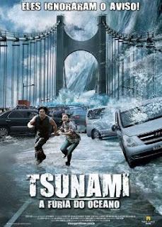 Tsunami  A Fúria do Oceano Dublado