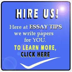 essay tips how to use ethos hire us