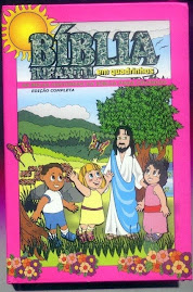Biblia Infantil em Quadrinhos