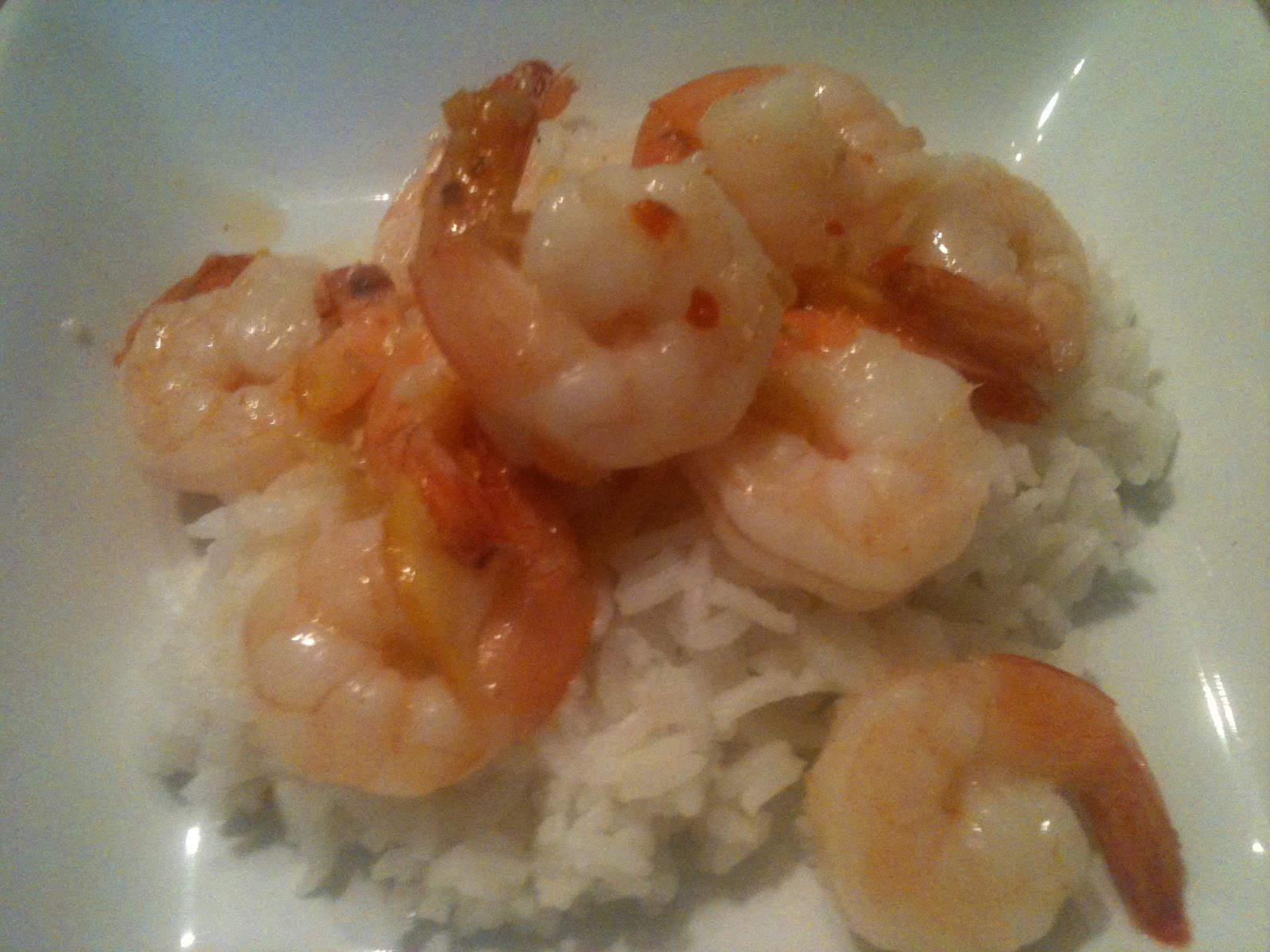 Orange Chipotle Shrimp - 5 Dinners In 1 Hour