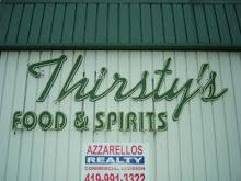 Thirstys