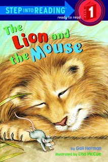 Picture Lion and Mouse bookcover