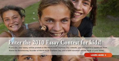 Essays On English Language May  World Aids Orphans Day  Essay Contest Part Ii Best English Essay also Example Of A Essay Paper The Power Of Only One May  World Aids Orphans Day  Essay  Essay Proposal Example